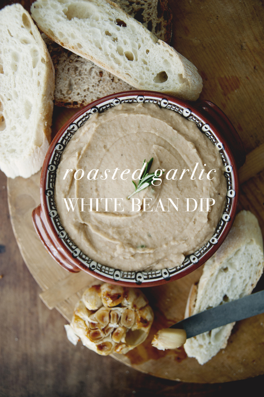 Watch Rosemary Olive Oil White Bean Dip video