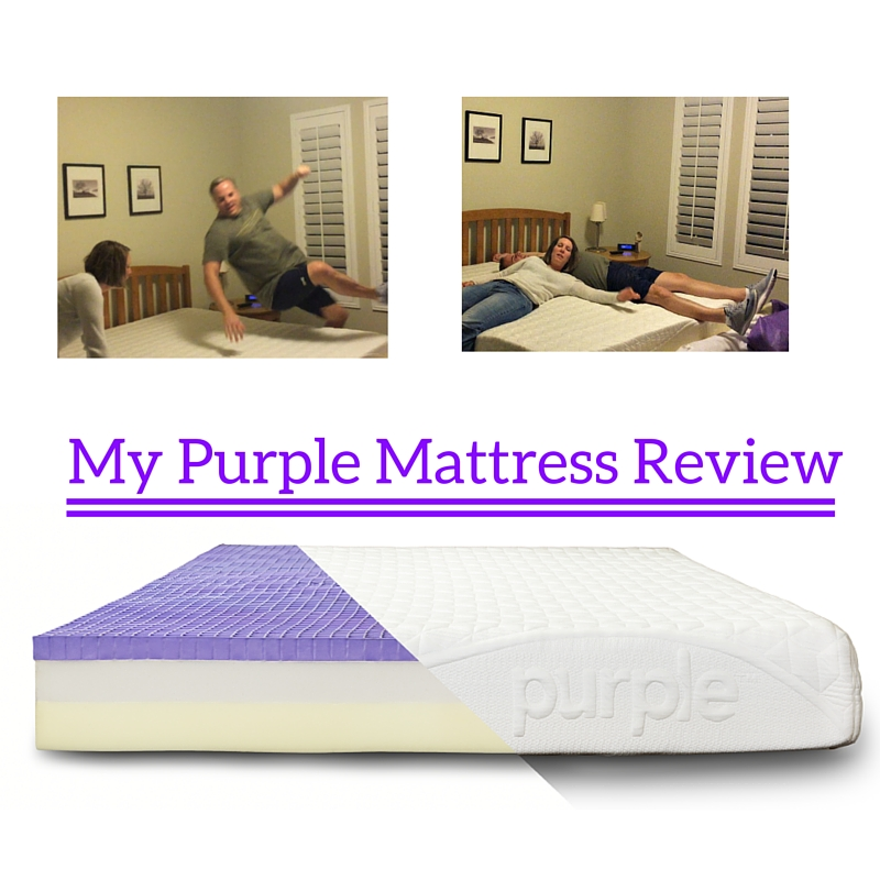 Purple Mattress Review Sleeping Like Royalty On Purple