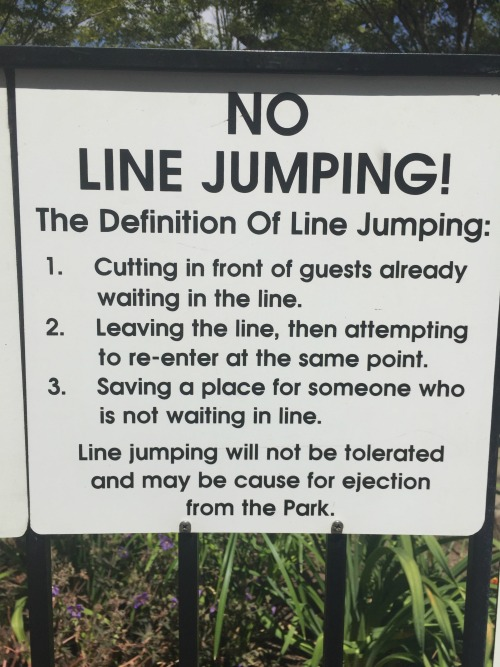 line-jumpers
