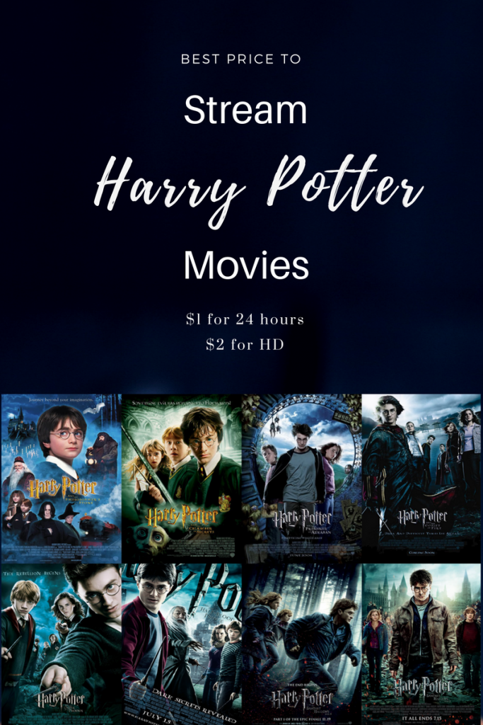 free online harry potter movies