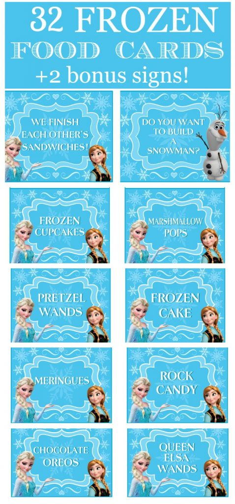 frozen-printables