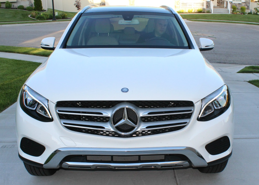 Mercedes glc review for 2017 the 4matic model suv car for Mercedes benz glc review