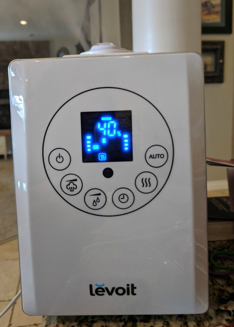 Levoit Cool And Warm Mist Humidifier Review